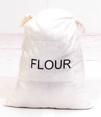 Giant Bag Of Flour Event Prop Hire