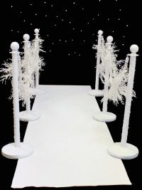 Winter Wonderland Theme Winter Wonderland Props Event Prop Hire