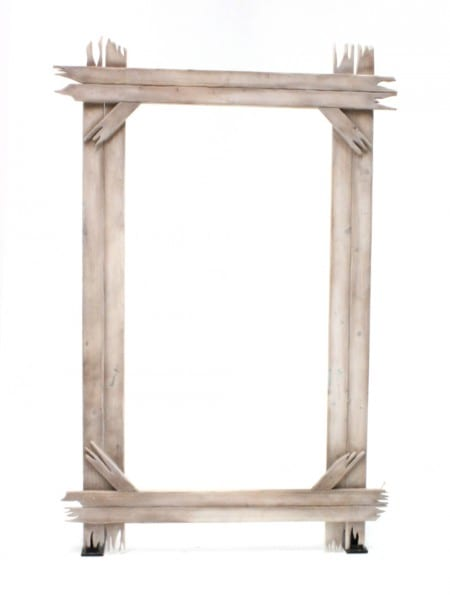 Giant Rustic Driftwood Frame   Event Prop Hire