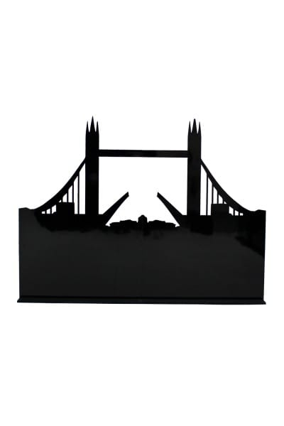 London Skyline Cutout