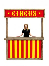 Circus Theme Circus Props Event Prop Hire