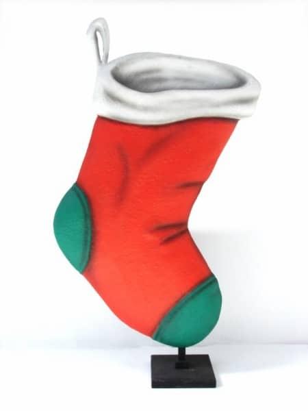 giant stocking prop - Giant Christmas Stocking