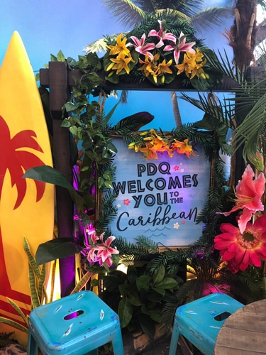 Exhibition Stand Themes : Caribbean themed exhibition 2018 gallery theme ideas event