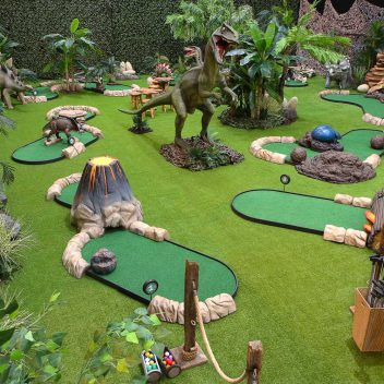 Dino_Golf_4_Event_Prop_Hire