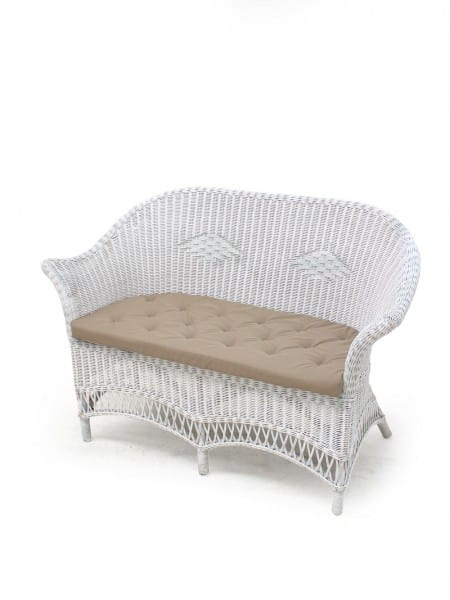 white wicker sofa event prop hire rh eventprophire com white wicker sofa indoor white wicker sofa bed