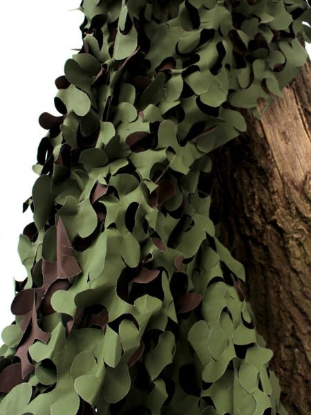 Green & Brown Camouflage Netting