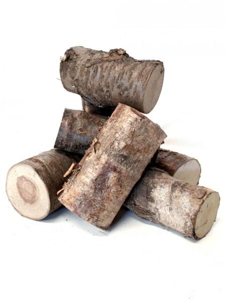 Real Wood Log – Set of 6